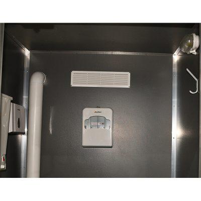 автономная туалетная кабина А-1