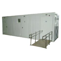 Модульный туалет серии СБМ-3ОС