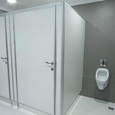 Туалетные сантехнические перегородки ЭКОНОМ серия 2
