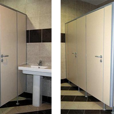 Туалетные перегородки Серия 3, Стандарт