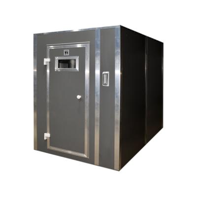 Автономный туалет с входом по коду