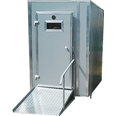 Автономный туалетный модуль для инвалидов А-3