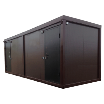 Модульный туалет серии КМТ