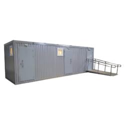 Модульный туалет серии СБМ-2ОС