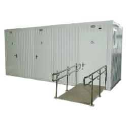 Модульный туалет серии СБМ