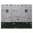 модульный туалет АС