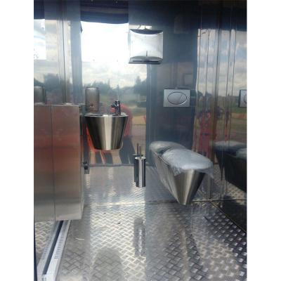 Автономный туалетный модуль AM-1