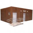 Модульный туалет АМ-4