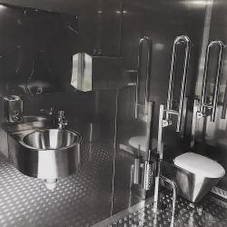 интерьер модульного туалета АМ