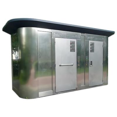 модульный туалет АМ-3