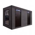 Модульный туалет АМ-5, фасад